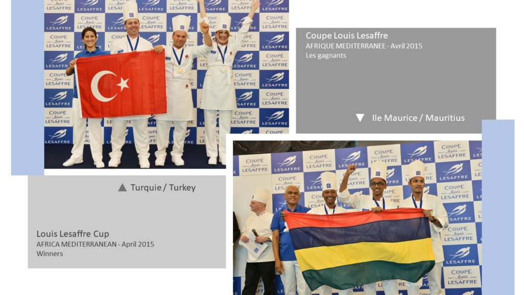 Coupe Louis Lesaffre 2015 Gagnants AFRIQUE