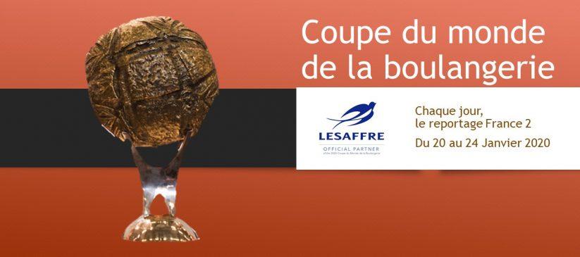 Cpupe du monde de la boulangerie 2020 - France 2