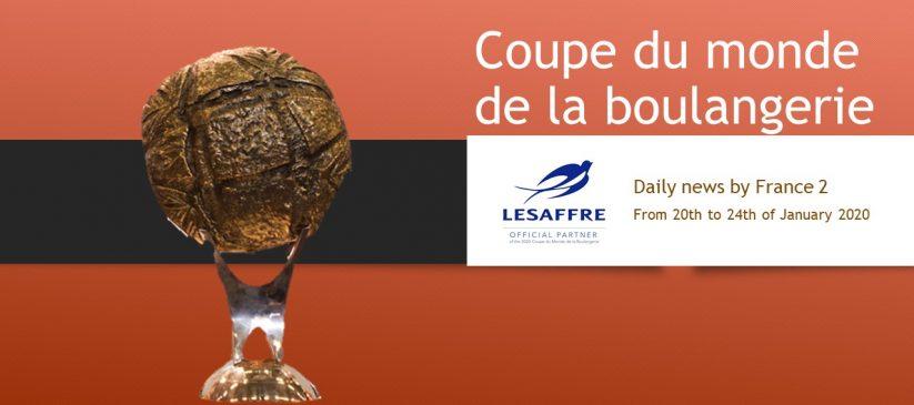 France 2 - Coupe du monde de la boulangerie 2020