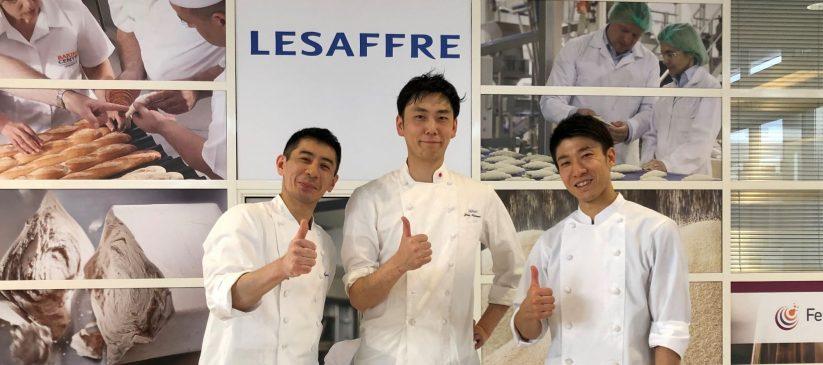 Equipe Japon - Coupe du Monde de la Boulangerie 2020